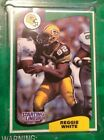Unopened 1994 Reggie White Green Bay Packers Starting Lineup Trading Card Mint