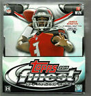 2015 TOPPS FINEST FOOTBALL FACTORY SEALED HOBBY BOX 1 AUTO PATCH 1 AUTO RELIC