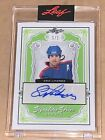 2021 Leaf Signatures Series Sports Eric Lindros Green Auto Autograph #'d 1 1
