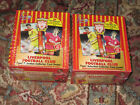 Lot of 2 - 1998 Futera Liverpool Football Club Factory Sealed Box - Soccer Cards