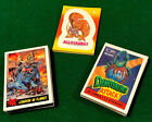 1988 Topps Dinosaurs Attack Trading Cards 37