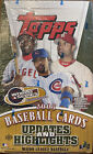 2005 Topps Updates And Highlights Factory Sealed Box 36 Wax Pack, AUTOGRAPHS, ++