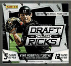 2014 PANINI PRIZM PERENNIAL DRAFT PICKS FACTORY SEAL BASEBALL HOBBY BOX 12 PACKS