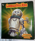 Topps 2014 Garbage Pail Kids Official Collector Binder Ashcan Andy Spacey Stacy