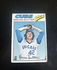 Bruce Sutter Cards, Rookie Card and Autographed Memorabilia Guide 5