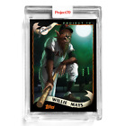 Happy Birthday to The Say Hey Kid! Top 10 Willie Mays Baseball Cards 17