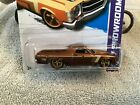 2012 Hot Wheels 71 El Camino HW Showroom 2013 Super Treasure Hunt