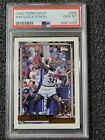 SHAQUILLE O'NEAL 1992 TOPPS GOLD ROOKIE #362 PSA 10 MAGIC