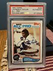 Lawrence Taylor Giants 1982 All-Pro Topps Rookie PSA DNA Auto Authentic