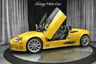 2008 Spyker C8 Spyder Only 775 Miles Collector Quality RARE Pe 2008 Spyker C8 Spyder Only 775 Miles Collector Quality RARE Pe Yellow