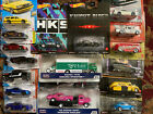 Hot Wheels lot of 15 cars Singles and Premium