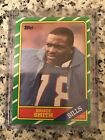 Top 20 Budget Football Hall of Fame Rookie Cards from the 1980s 34