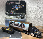 Smokey  The Bandit Painted  Customized Decals Semi Truck Trans Am