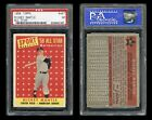 1958 Topps Mickey Mantle ALL-STAR #487 PSA 7 NRMT OLD SCHOOL PSA LABEL