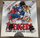 2015 Rittenhouse Marvel The Avengers Silver Age Factory Sealed Box 2348 5000