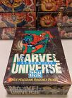 Marvel Universe Series 3 Box Factory Sealed Impel - Hologram ?