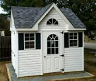 She Shed 10x10 Victorian Style