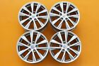 Infiniti Q50 2014 2020 G37 G35 Silver 17 Set of 4 OEM Wheels Rims 73763 33