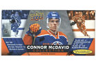 2015 16 UD Connor McDavid Collection Factory Sealed Box-25 ROOKIES + JUMBO RC!