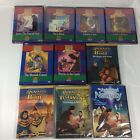 10 Animated Stories from the New Testament Bible DVD Cartoon Movie NEST Nativity