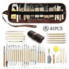 Tool Pottery Art Supply Polymer Clay Silicone Sculpting Carving Ceramic Shaper
