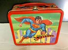 Vintage 1978 Aladdin Superman Lunch Box WithOut Thermos.DC Comics.Pre-Owned