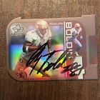 ANQUAN BOLDIN 2003 PRESS PASS AUTOGRAPHED SIGNED AUTO FOOTBALL CARD BN 2 36