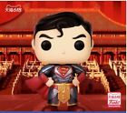 Funko POP! Superman Metallic Imperial Palace **China Exclusive** PRE-ORDER