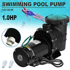10 Hp Self Priming Swimming Pool Pump Dual voltage In Ground Above Ground