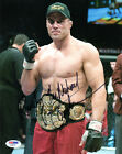 Randy Couture Cards, Rookie Cards and Autographed Memorabilia Guide 30