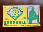 1989 Bowman X Keith Shore Sealed Box WAVE 1 Trout Dominguez Tatis Jr.- IN HAND