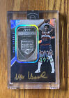 2014-15 Wes Unseld Panini Eminence On Card Auto 6 10 1 Oz Silver Bullets Rare 🔥