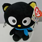 """Chococat 6""""Plush Sanrio Ty Beanie Babies 2010 With Tags Hello Kitty Collection"""