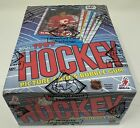 1989-90 TOPPS NHL Hockey Card BOX 36 Unopened Wax PACKS Sealed BBCE WRAPPED