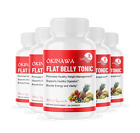 5 Pack Official Okinawa Flat Belly Tonic 5 Bottle Package 5 Month Supply