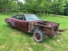 1968 Dodge Charger 1968 Dodge Charger Coupe Red RWD Automatic