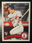 Mike Trout Rookie Cards Checklist and Autographed Memorabilia Guide 19