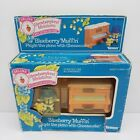 Strawberry Shortcake Deluxe Miniatures Blueberry Muffin Cheesecake Piano NRFP