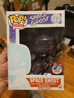 Autographed Funko Pop NYCC Exclusive Invisible Space Ghost signed by George Lowe