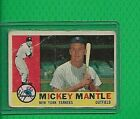 Comprehensive Guide to 1960s Mickey Mantle Cards 6