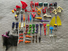 MOTU Masters of the Universe weapons & accessories lot of 60+ Vintage 80s