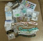 Jewelry Making Supplies glass beads findings wire Destash