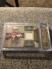 Colin Kaepernick 2011 Topps Five Star Rookie Autographed Patch 49ers RPA BGS 9.5