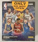 2020-21 Panini NBA Sticker and Card Collection Box   New Sealed   50 Packs
