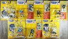 7 Starting Lineup HOCKEY FIGURES - LOT OF 7 NEW W/ DAMAGED PACKAGES Kenner (BB4)