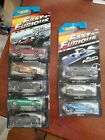 Hot Wheels Fast And Furious Complete Set 2014