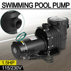 15HP Swimming Pool Pump Motor Replacement For Hayward Strainer In Above Ground