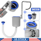 Bestway Swimming Pool Wall Mount Basket Surface Skimmer Above Ground Cleaner USA