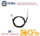 2x COFLE REAR HANDBRAKE CABLE PAIR 25131 G NEW OE REPLACEMENT