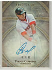 Yoenis Cespedes Autographs Coming From Topps 15